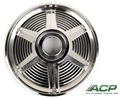 65 Mustang Standard Hubcap without Center