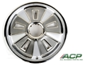 66 Mustang Standard Hubcap without Center