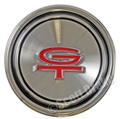 68 GT WHEEL COVER FOR STYLED STEEL WHEEL    7 1/2 INCH DIAMETER