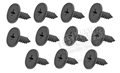 CONVERTIBLE WELL LINER/FLAT REAR VALANCE SCREWS (11)