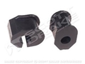 "5/8"" RUBBER SWAY BAR INSULATORS/BUSHINGS PAIR"