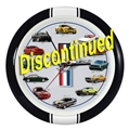HISTORY OF THE MUSTANG SOUND WALL CLOCK