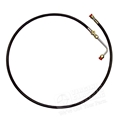 1967-68 Mustang Air Conditioning Sight Glass Hose - All except 390/428