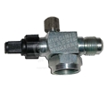 1965-66 Air Conditioning Compressor Service Valve