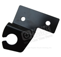 65-66 MUSTANG FRONT PARKING BRAKE CABLE BRACKET