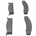 68-73 Mustang Front Disc Brake Pad Set