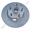 65-67 FRONT DISC BRAKE ROTOR-1 PIECE DESIGN