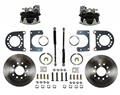 "68-73 Rear Drum to Disc Brake Conversion Kit - 9"" Rear 31 Spline"
