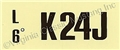 68 200-AT-K24J ENGINE CODE DECAL