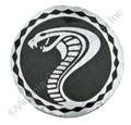 69-70 SHELBY SEAT BELT BUCKLE DECAL