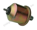65-66 WITH GAUGES/67-73 WITHOUT TACH-OIL PRESSURE SENDING UNIT (LARGE STYLE-POST STYLE)