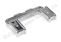 67-68 TOP RADIATOR MOUNTING BRACKET POLISHED STAINLESS STEEL