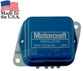 73 Motorcraft Stamped Voltage Regulator - Use without AC