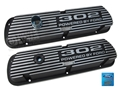 """302"" ALUMINUM VALVE COVERS-PAIR"