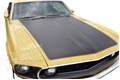 69 MACH 1 AND BOSS 302 CENTER HOOD STENCIL KIT