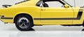 1970 Boss 302 Mustang Stripe Kit - Black