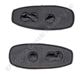 69-73 REAR SPOILER STAND PADS ONLY-PAIR