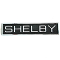 69-70 SHELBY RECTANGULAR EMBLEM