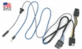 66 Fog Lamp Wiring Harness - Under Dash