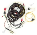 69 TAIL LIGHT WIRING HARNESS WITH SAFETY AND CONVENIENCE GROUP-WITH NEW BULB SOCKETS