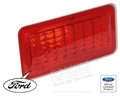69 REAR MARKER LIGHT LENS AND HOUSING-RED