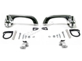 69-70 CHROME OUTSIDE DOOR HANDLE SET- SHOW QUALITY -  PAIR