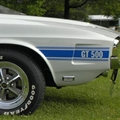 69-70 Blue Shelby GT500 Stripe Kit