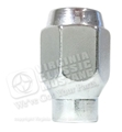 Chrome Lug Nut for Cast Aluminum One Piece Legendary Wheels