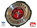 67 RED CENTER EMBLEM ONLY FOR STANDARD WHEEL COVER