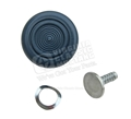 68-70 BLUE WINDOW HANDLE KNOB