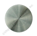 68-70 ALUMINUM DISC FOR WINDOW HANDLE