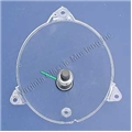 69-70 ROUND CLOCK LENS WITH POINTER ASSEMBLY