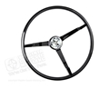65-66 STANDARD STEERING WHEEL *INDICATE COLOR*