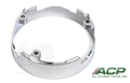 65-66 WOODGRAIN WHEEL CHROME SPACER COLLAR