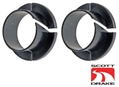 65-73 AUTO SHIFT LEVER BUSHING KIT-TWO BUSHINGS