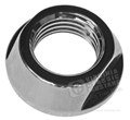 CHROME NUT FOR 68-69 WOODGRAIN 4 SPEED SHIFT KNOB