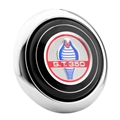 66 GT350 Horn Button Center Cap for Shelby Style Real Wood Steering Wheel