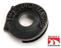 67 EMERGENCY FLASHER BEZEL FOR NON-TILT STEERING COLUMN