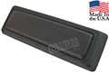 71-73 CONSOLE ARM REST PAD-BLACK