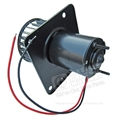 65-68 (AFTER 4-1-65) HEATER BLOWER MOTOR WITH PLATE AND FAN-REPLACEMENT STYLE