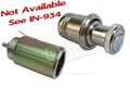 67-69 CIGARETTE LIGHTER KNOB, ELEMENT AND SOCKET