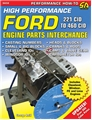 HIGH PERFORMANCE FORD ENGINE PARTS INTERCHANGE BOOK