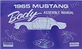 BODY ASSEMBLY MANUAL *INDICATE YEAR*