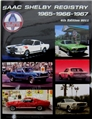 SAAC SHELBY REGISTRY 1965  1966  1967  -  4TH EDITION -  2011