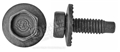 64 1/2-67 CORRECT DISC WASHER BOLTS SET OF 12
