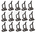 STANDARD DOOR PANEL CLIPS-SET OF 15