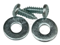 65-66 TRUNK BOARD SCREWS WITH WASHERS