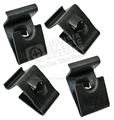 65-66 UPPER CLIP NUTS FOR INSTRUMENT BEZEL- SET OF 4