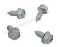 STARTER SOLENOID/VOLTAGE REGULATOR SCREWS (4)