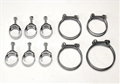 390, 427, 428 Hose Clamp Set